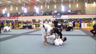 Pedro Mello x Inacio Neto - Black Adult Male Medium Heavy - Austin International Open 2015