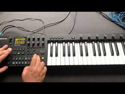 Elektron Digiton Keys测评/键盘中国论坛