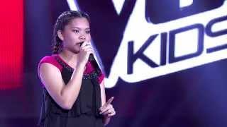 The Voice Kids Thailand - นาเดียร์ ยลรดี -  One Night Only - 16 Feb 2014