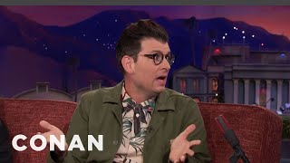 Moshe Kasher Watched Gay Porn At A Fertility Clinic  - CONAN on TBS