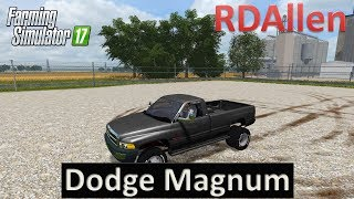 Dodge Magnum Release - Mod Review Farming Simulator 17