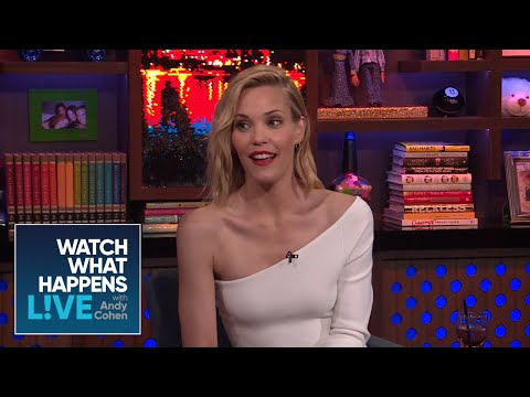Craig Conover Surprises Leslie Bibb In The Clubhouse  WWHL