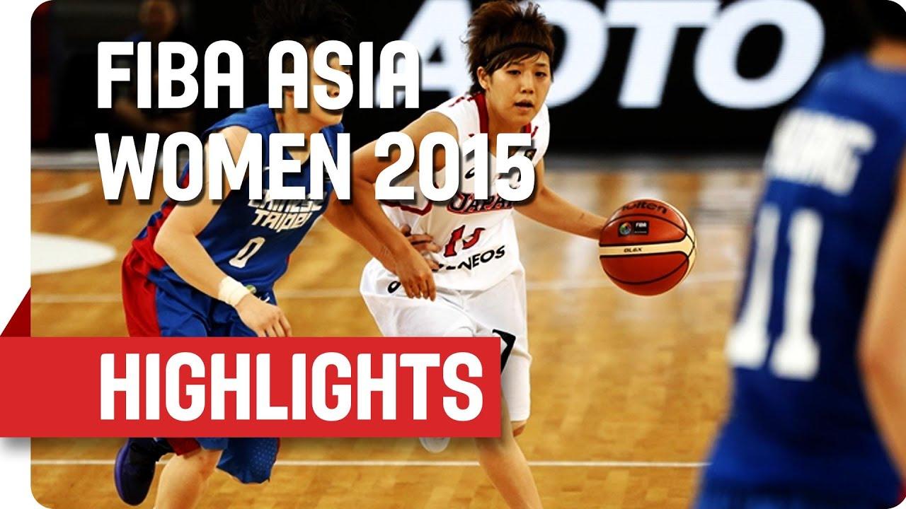 Japan v Chinese Taipei - Game Highlights - Semi Final