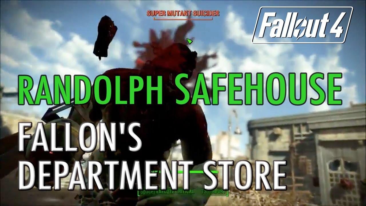 Download Randolph Safehouse 6 (Fallon's Department Store) - Fallout 4