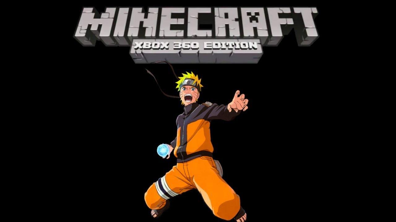 Epic Minecraft Pixel Art Ita 10 Anime Naruto Multi Shadow Clone Jutsu Rasengan Youtube