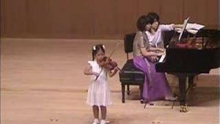 Violin Seitz, concerto No.2 1st on Aug 2003
