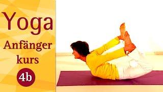 4 B - Lange Praxis (4. Woche) - Yoga Vidya Anfängerkurs