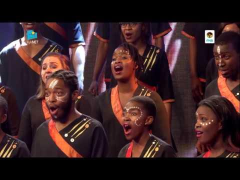 UJ Choir -  I will lift mine eyes (Jake Runestad)