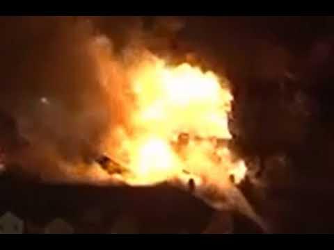 Massive fire at Pennsylvania (PA) senior living community - 20 Injured