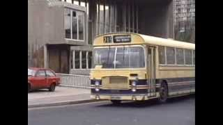 SHEFFIELD BUSES MARCH !991