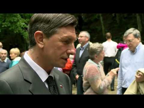 [Video Slovenija] 08.12.2016 Nova24TV: Borut Pahor na obisku v Egiptu