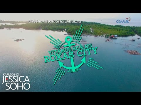 Kapuso Mo, Jessica Soho: Ang 24/7 seafood craze sa 'Seafood Capital of the Philippines'