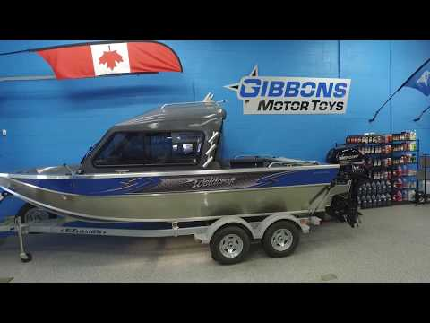 Weldcraft 202 Rebel Aluminum Fishing Boat