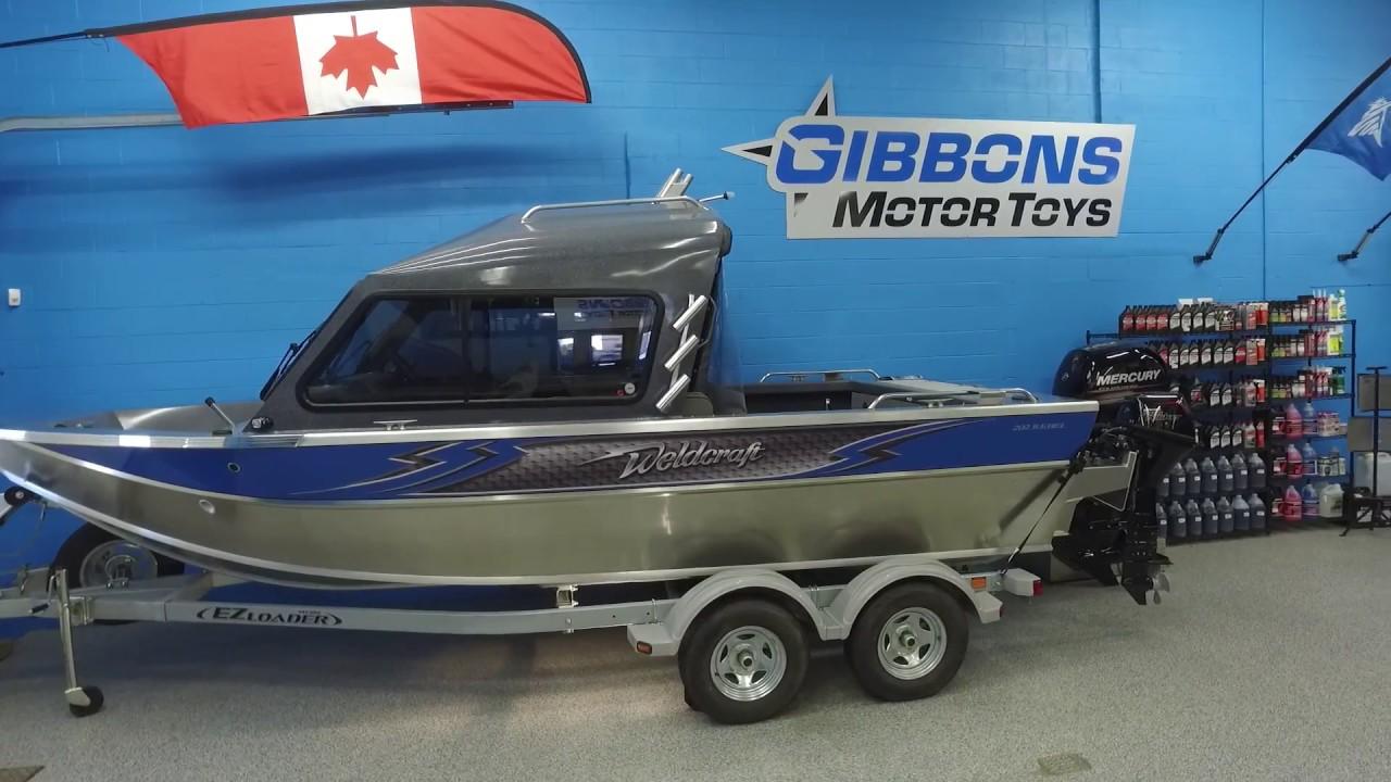 Weldcraft 202 rebel aluminum fishing boat