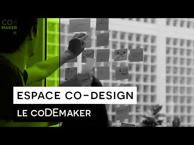 Espace CoDesign - Le CodeMaker