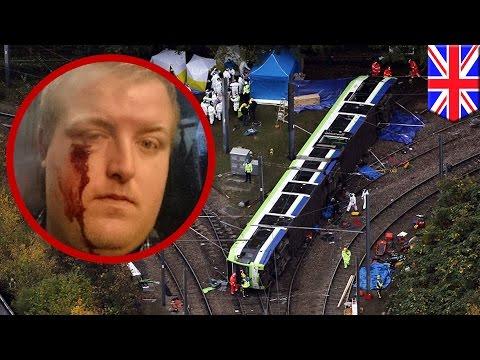 Croydon tram crash: London tram was going more than three times the speed limit - TomoNews