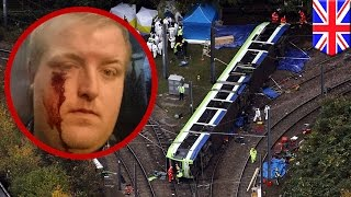 Croydon tram crash: London tram was going more than three times the speed limit - TomoNews