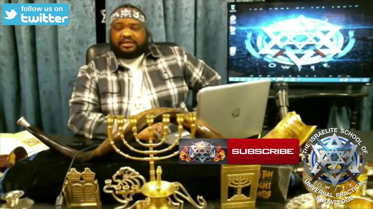 THE ORIGINS OF BLACK HISTORY MONTH - ISUPK HEBREW ISRAELITES - YouTube