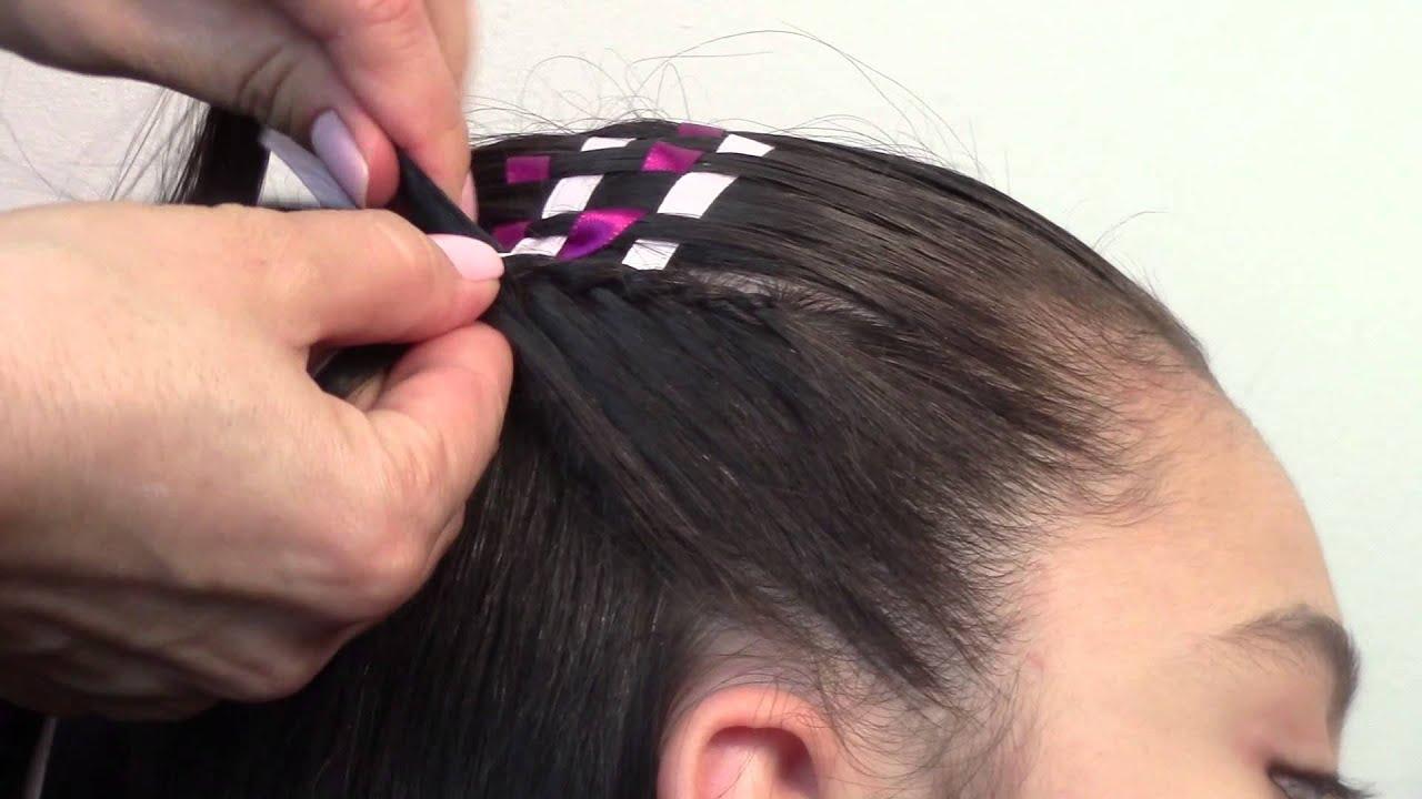 Peinado para nina medio recogido youtube - Peinados de ninas ...