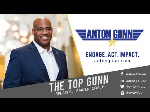 Welcome Video from Anton J. Gunn