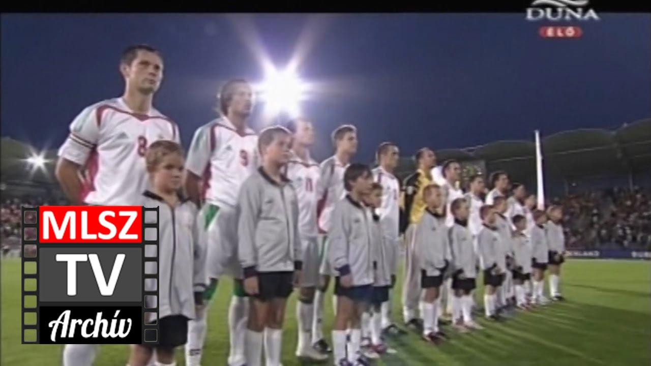 Ausztria-Magyarország | 1-2 | 2006. 08. 16 | MLSZ TV Archív