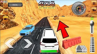 Real SUV Driving Simulator - 4x4 Suv Offroad Cars Games - Android gameplay Video #3