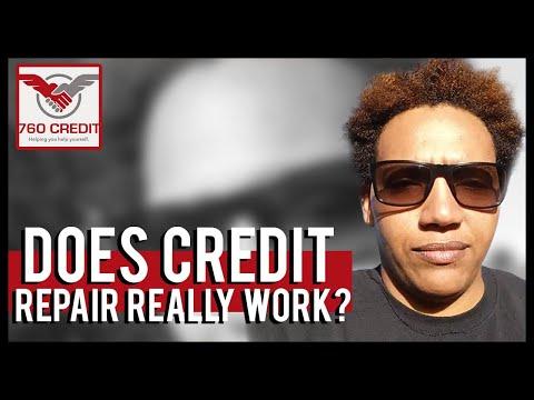 Does Credit Repair Really Work?