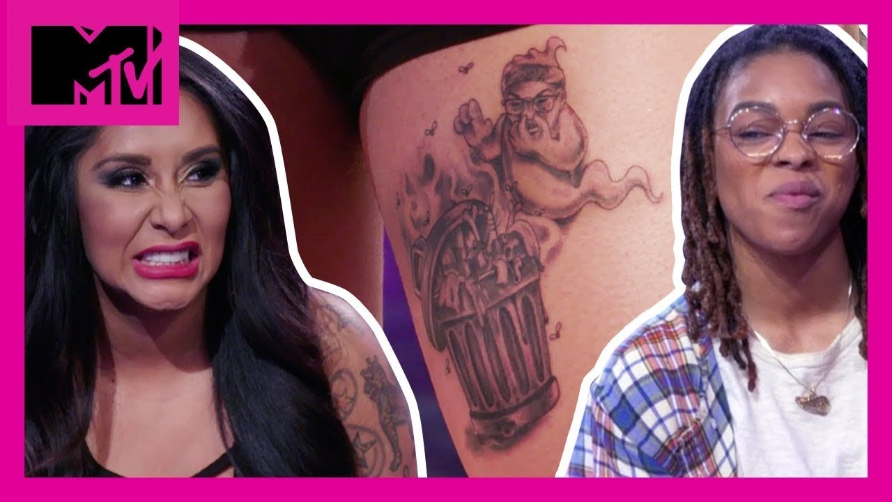 211c4f2a26d9c These Exes Out Petty Each Other w/ Their Tattoos | How Far Is Tattoo ...