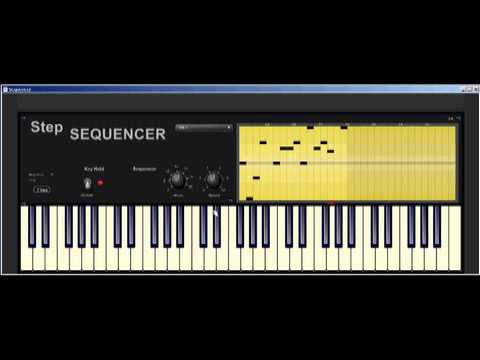 Free Step-Sequencer - The easiest way to drive your Analog-Synth!