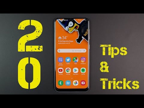 20 Tips & Tricks for Samsung Galaxy A50 | One UI Hidden Features