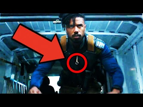 Thumbnail: Black Panther Trailer BREAKDOWN - Music Explained & Easter Eggs You Missed