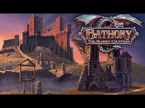Bathory: The Bloody Countess - new hidden object adventure game!