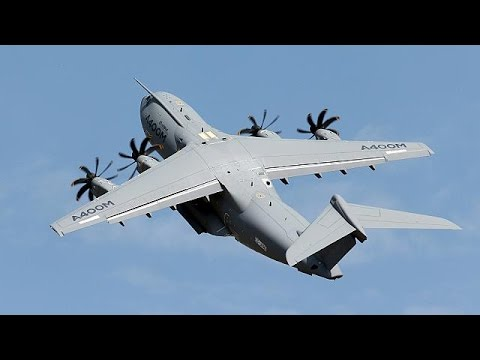 Airbus profits hit by A400M costs - economy