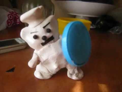 Pillsbury Doughboy GEICO Mercial
