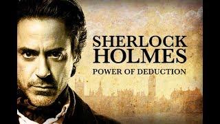 sherlock holmes deductive reasoning