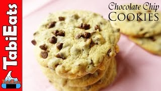 The BEST Chocolate Chip Cookies (EASY RECIPE)