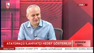 Atatürkçü ilahiyatçının mücadelesi/Can Coşkun ile Gündem Özel/İlahiyatçı Yazar Cemil Kılıç-17.01.19
