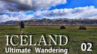 徒歩とヒッチハイクでアイスランド一周90日間の野宿・キャンプ旅。テレ...