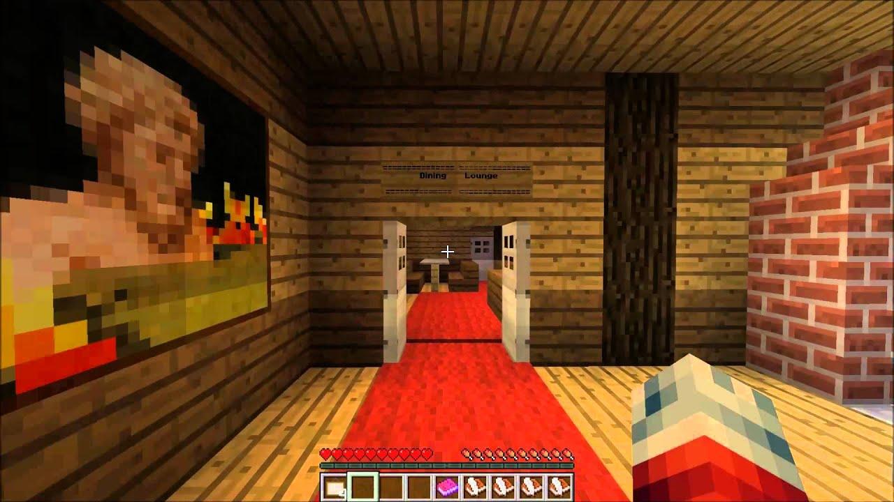 Minecraft Halloween Special Highlake Hotel