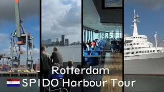 Rotterdam Harbour Tour, by Spido (Holland)