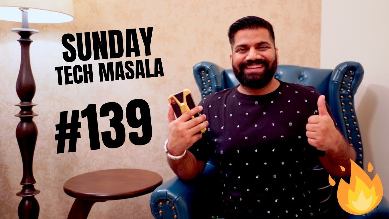 #139 Sunday Tech Masala - Realme XT, Redmi Note 8 Pro and more...#BoloGuruji????????????