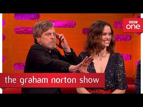 Mark Hamill uses the Force - The Graham Norton Show: 2017 - BBC One