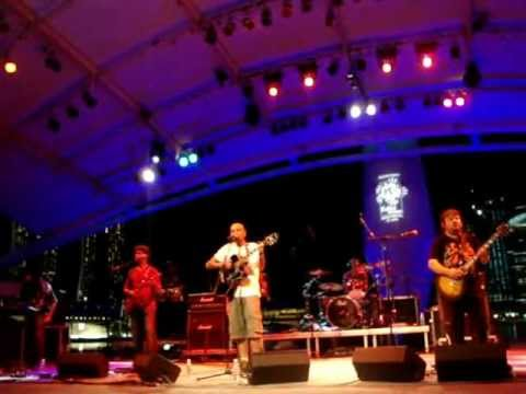 But it Rained- Parikrama Performance in Singapore