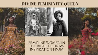 2 Feminine Women in the Bible …