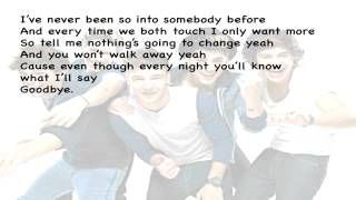 One Direction Back For You KARAOKE LYRICS ON SCREEN With Voices