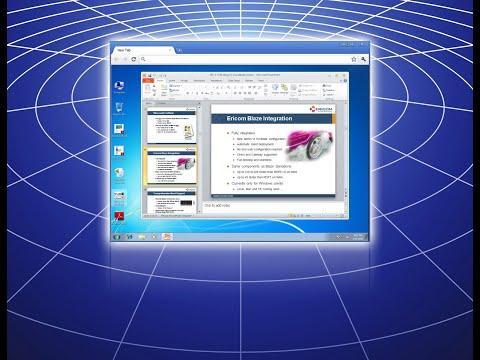 Ericom AccessNow™ - HTML5 RDP Client