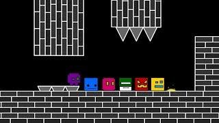 Geometry Dash Animation - Teleportation Portal (Part 9)