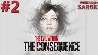 Zagrajmy w The Evil Within: The Consequence DLC [60 fps] odc. 2 - Rzeźnickie zapędy Ruvika