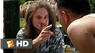 Forrest Gump (5/9) Movie CLIP - First Mate (1994) HD