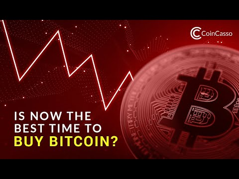 Buy Bitcoin NOW [this Is The Best Time To Buy]